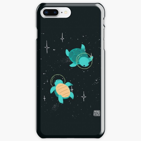 Space Turtles iPhone Snap Case