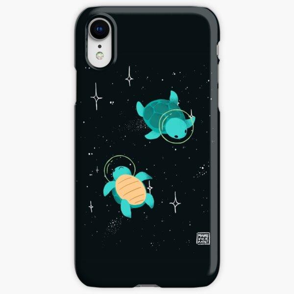 Tortugas espaciales / tortugas espaciales Funda rígida para iPhone