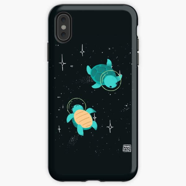 Space Turtles iPhone Tough Case
