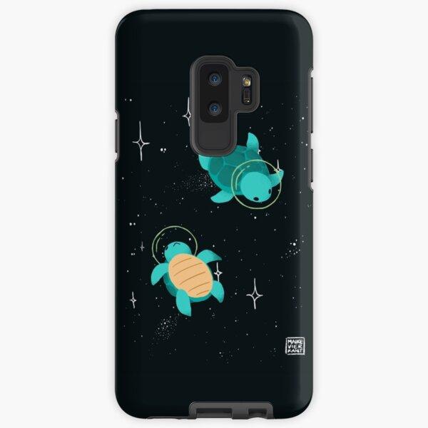 Space Turtles Samsung Galaxy Tough Case