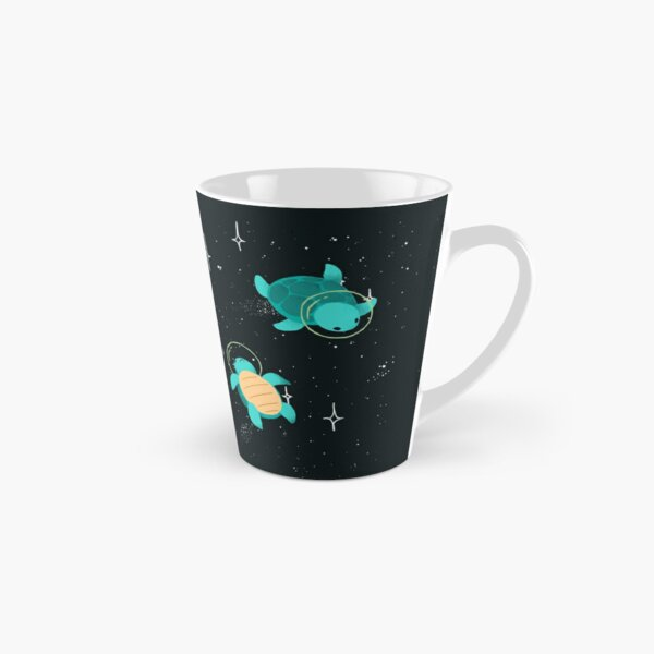 Space Turtles Tall Mug