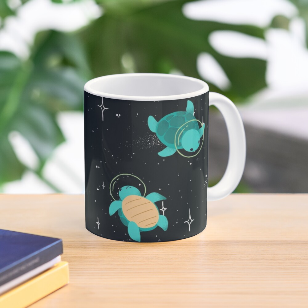 Space Turtles Mug