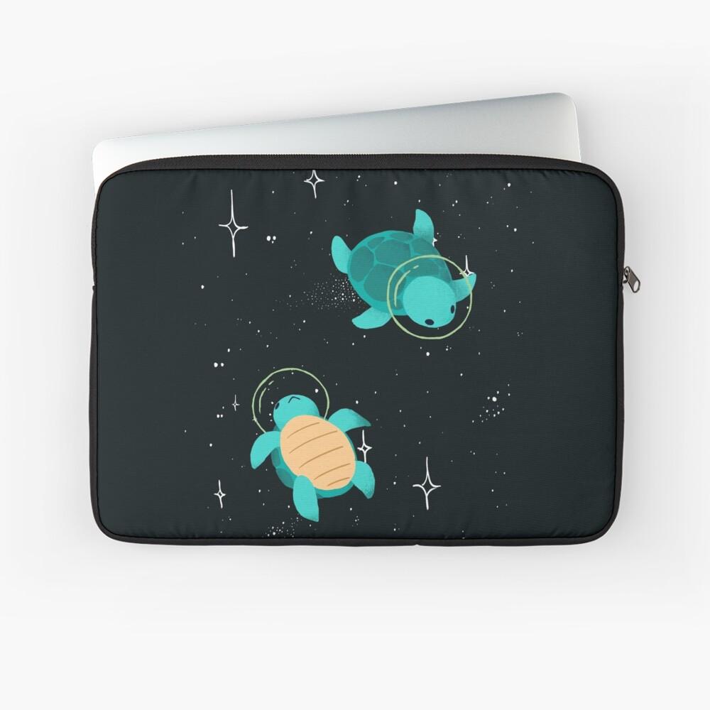 Space Turtles Laptop Sleeve