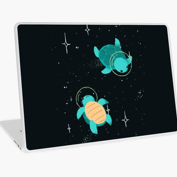 Space Turtles Laptop Skin
