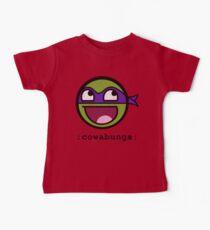 Cowabunga Buddy Squad: Donatello Baby Tee