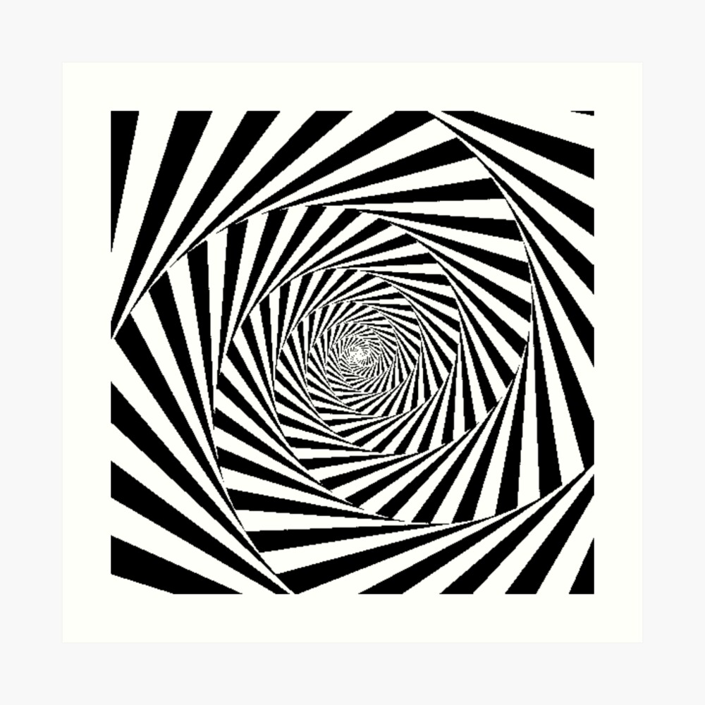 Optical Illusion Beige Swirl,  aps,840x830,small,transparent-pad,1000x1000,f8f8f8