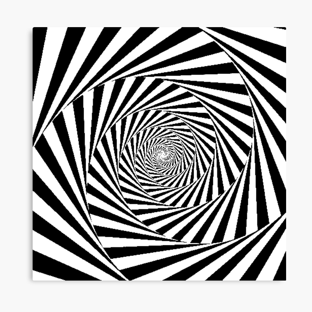Optical Illusion Beige Swirl,  mp,840x830,matte,f8f8f8,t-pad,1000x1000,f8f8f8