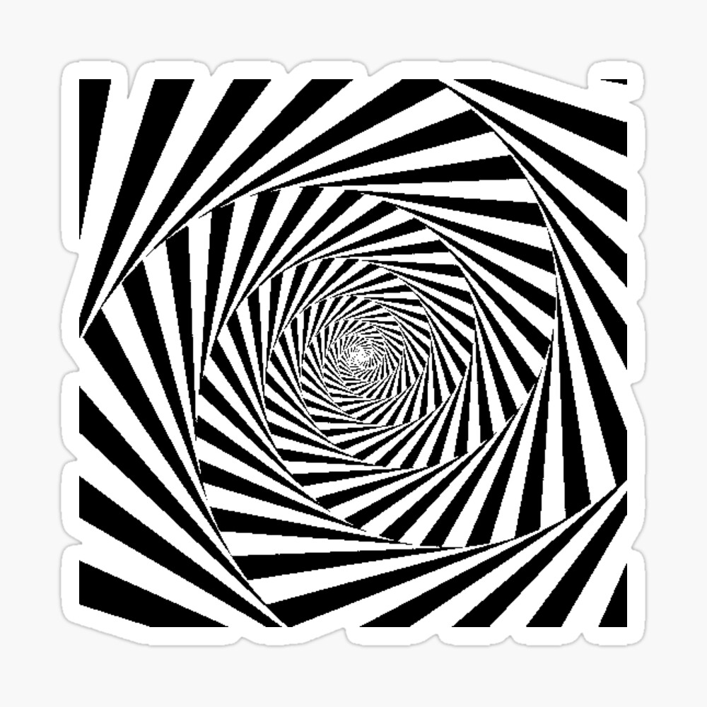 Optical Illusion Beige Swirl,  st,small,845x845-pad,1000x1000,f8f8f8