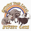 support your local street cats by dangerdancing2
