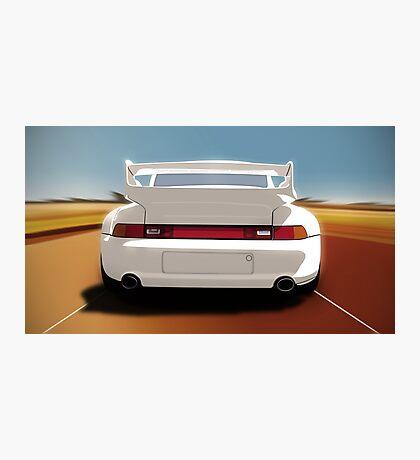 Driving Pleasure Photographic Print
