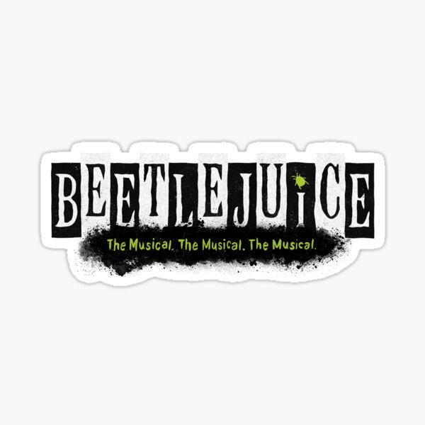 Beetlejuice The Musical Gifts Merchandise Redbubble