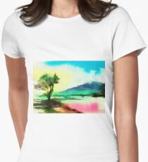 Dreamland Women's Fitted T-Shirt
