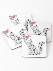 A touch of nature Coasters