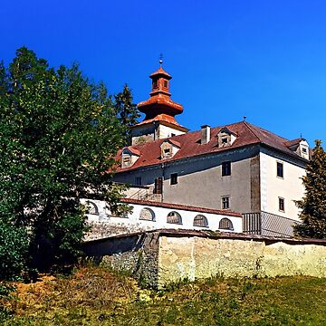 Waldenfels castle, south side by patrickjobst