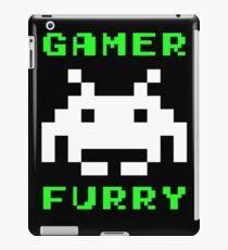 Gamer Furry iPad Case/Skin