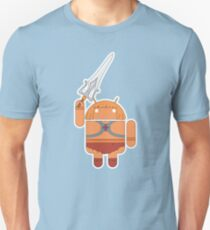 He-Droid (no text) T-Shirt