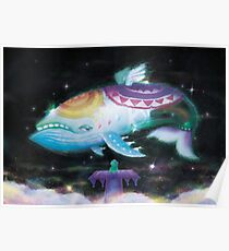 Wind Fish  Poster