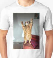 Playful cat T-Shirt
