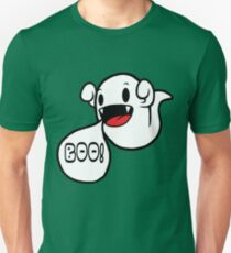 Boo! (Ghost) Unisex T-Shirt