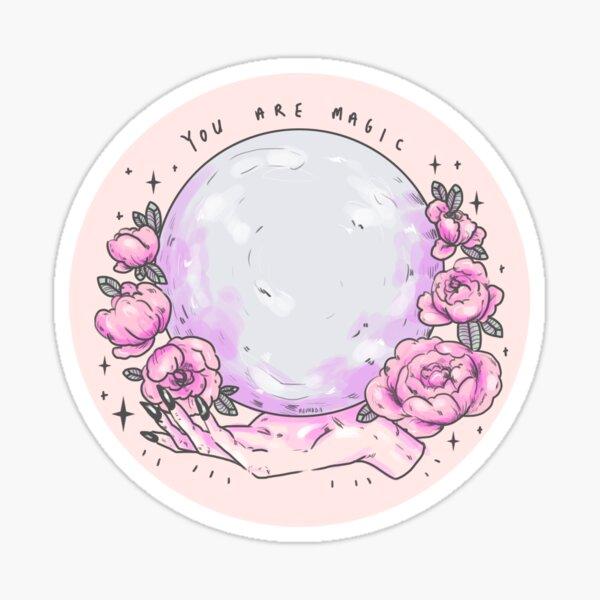 you are magic - pt3 Sticker