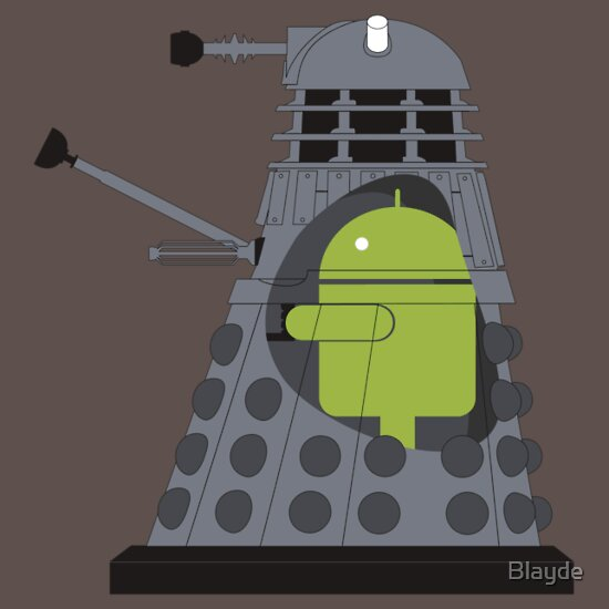 TShirtGifter presents: The Droidlek