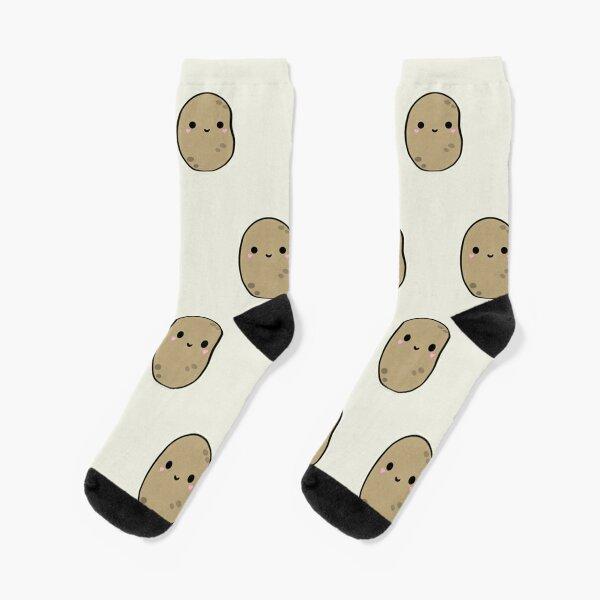 Cute Potatoes Socks