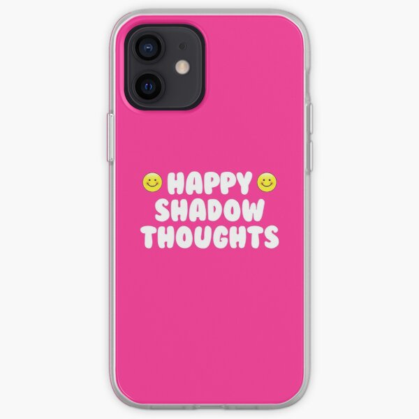 Happy Shadow Thoughts iPhone Soft Case