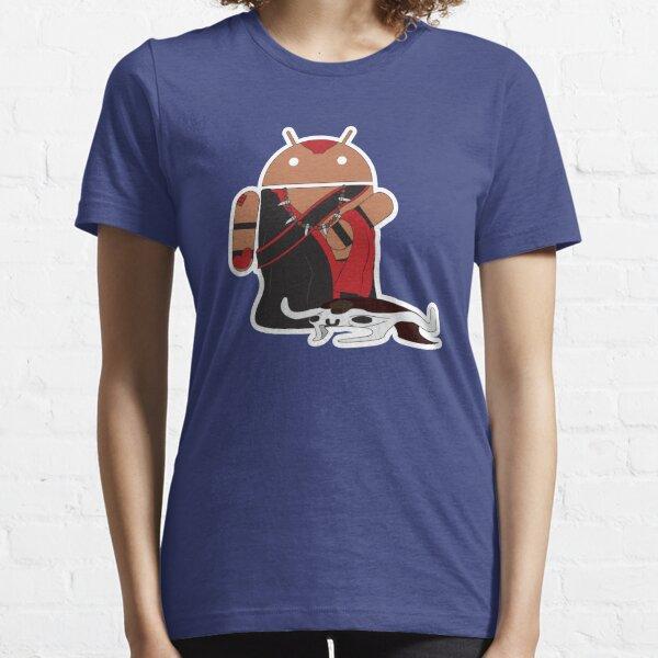 Mola-R.A.M. (no text) Essential T-Shirt