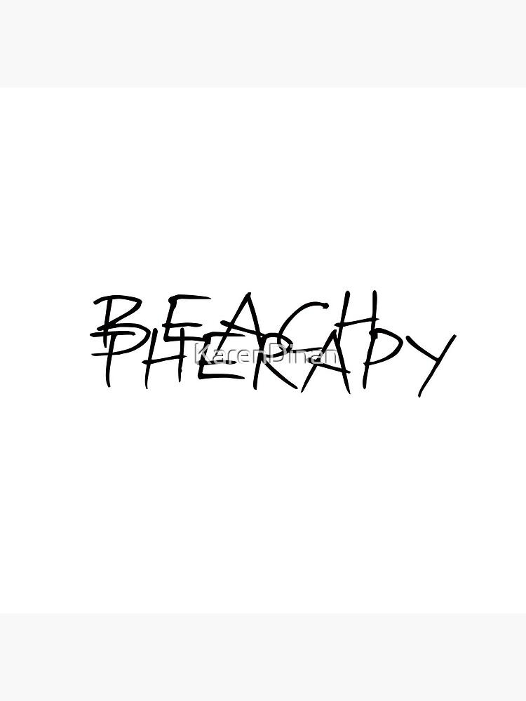 Beach Therapy by KarenDinan