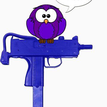 owl by killawicked