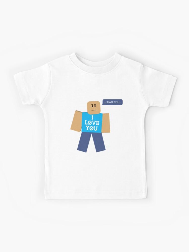Roblox Memes Blue Kids T Shirt By Rainbowdreamer Redbubble