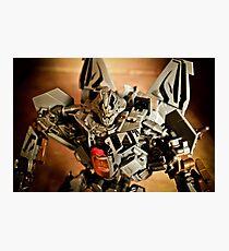 Starscream - Transformers Photographic Print