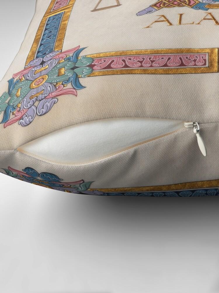 Alternate view of Balance Throw Pillow