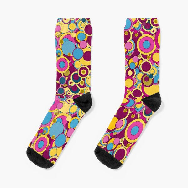 Peter Max Blasen Socken