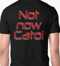Not now, Cato! Cato Fong, Inspector Clouseau, Film, Burt Kwouk, Chinese manservant, Pink Panther T-Shirt