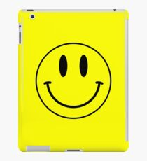 Acid House Smile Face iPad Case/Skin