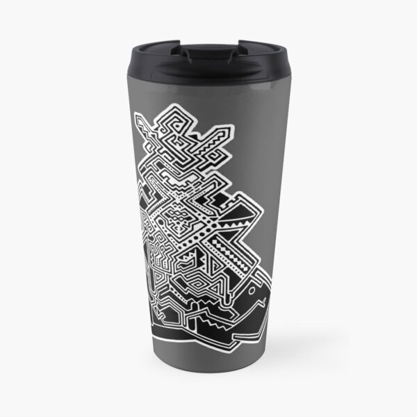 Self Transforming Machine Elf Travel Mug