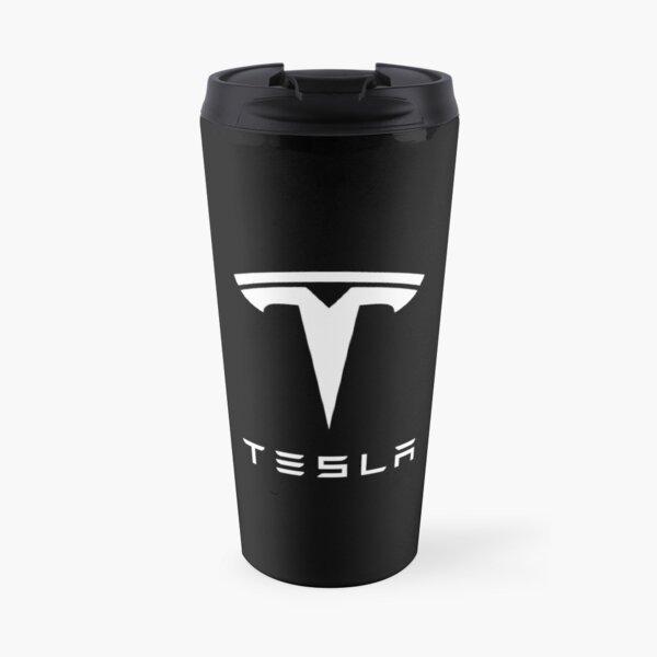 Best Seller Tesla Logo Merchandise Travel Mug