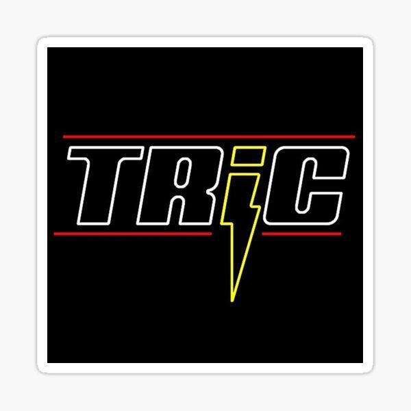 TRIC  Sticker