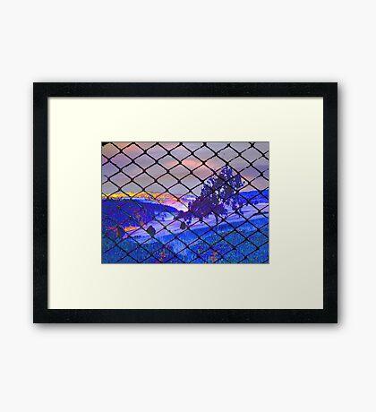 """""""The Promised Land"""" Framed Print"""