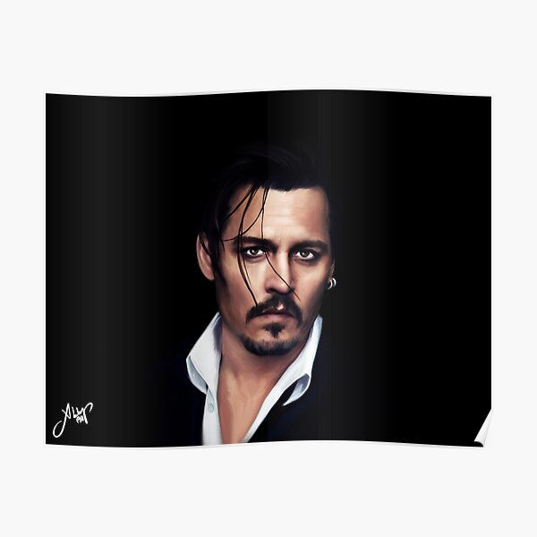 Johnny Depp Póster
