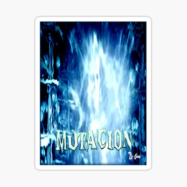 Mutation Sticker