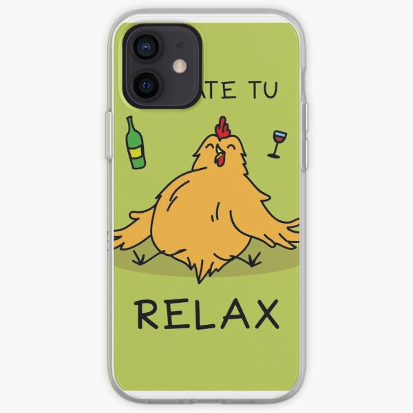 Relax iPhone Soft Case