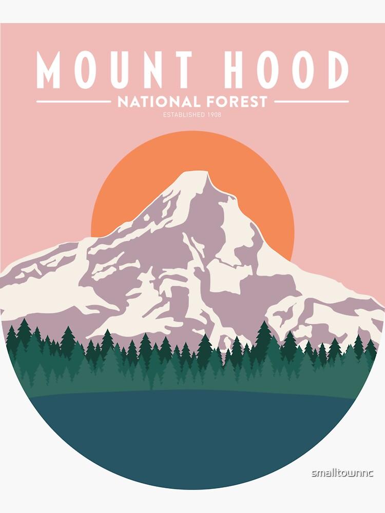 Mount Hood by smalltownnc