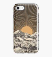 Mountainscape 6 iPhone Case