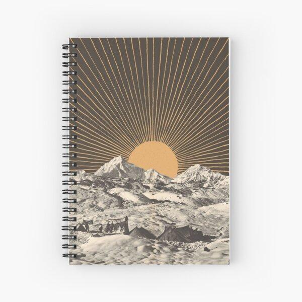 Mountainscape 6 Spiral Notebook