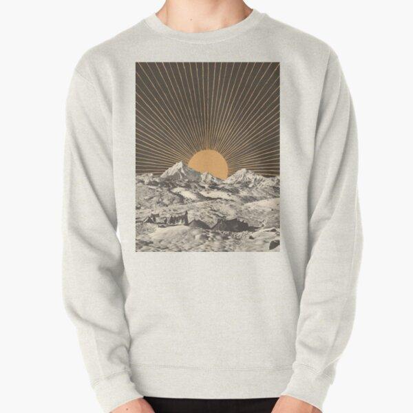 Mountainscape 6 Pullover Sweatshirt