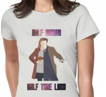 Doctor Donna - Doctor Who Womens Fitted T-Shirt