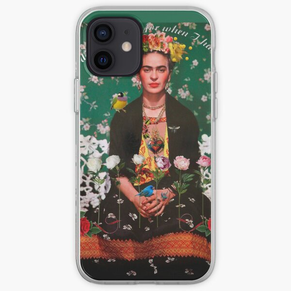 Wings to Fly Frida Kahlo iPhone Soft Case