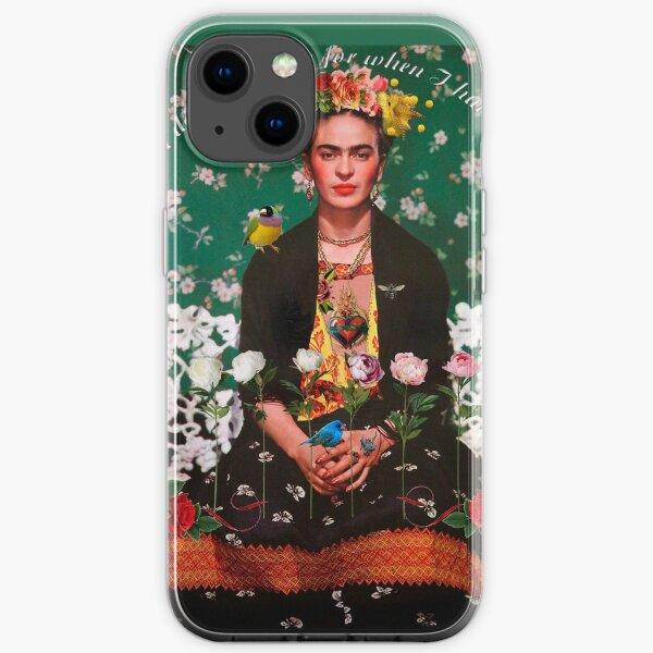 Ailes pour voler Frida Kahlo Coque souple iPhone